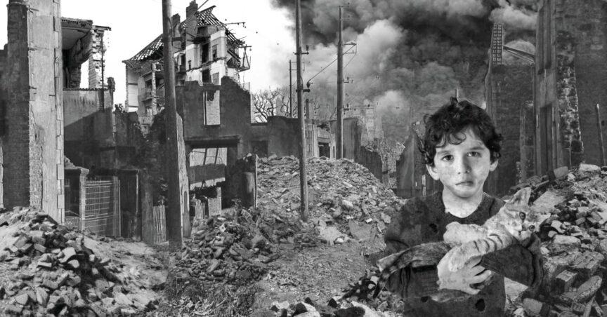 kus, un enfant de la guerre