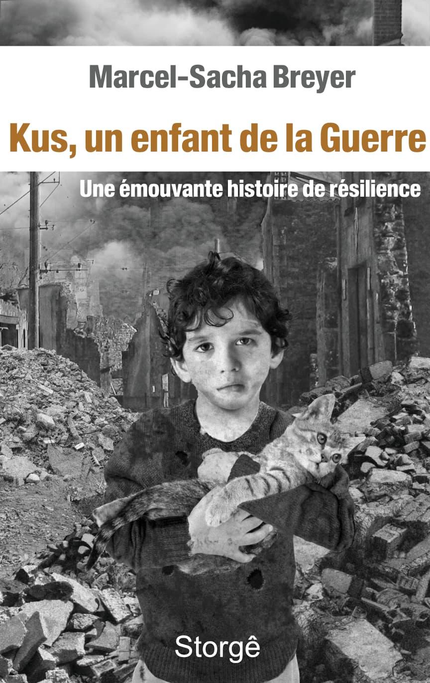 couverture de kus, un enfant de la guerre