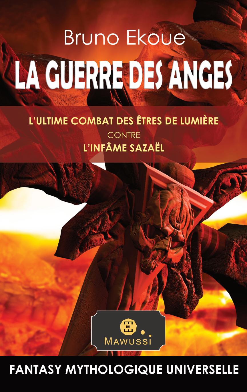 couverture de la guerre des anges